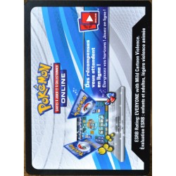 JCC Pokémon Collection fabuleux - Darkrai Codes (NEUF non utilisé)