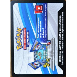 JCC Pokémon Collection fabuleux - Jirachi Codes (NEUF non utilisé)