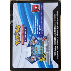 JCC Pokémon carte à code online Double Danger Codes (NEUF non utilisé)