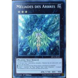 carte YU-GI-OH MP14-FR165 Méliades Des Arbres NEUF FR