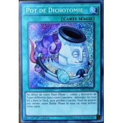 carte YU-GI-OH MP14-FR172 Pot De Dichotomie NEUF FR