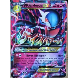 carte Pokémon 79/114 Méga Gardevoir EX (Shiny) 210 PV XY - Offensive Vapeur NEUF FR