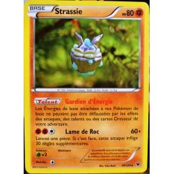carte Pokémon 49/124 Strassie 80 PV XY - Impact des Destins NEUF FR