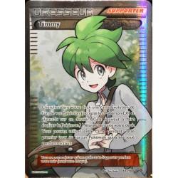 carte Pokémon 107/108 Timmy ULTRA RARE XY 6 Ciel Rugissant NEUF FR