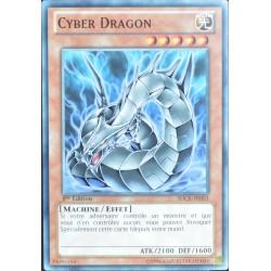carte YU-GI-OH SDCR-FR003-A Cyber Dragon NEUF FR