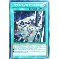 carte YU-GI-OH SDCR-FR019 Usine De Cyber Réparation NEUF FR