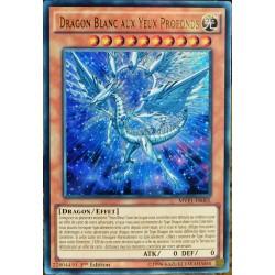 carte YU-GI-OH MVP1-FR005 Dragon Blanc aux Yeux Profonds NEUF FR