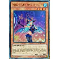 carte YU-GI-OH MVP1-FR052 Magicienne Des Chocolats NEUF FR