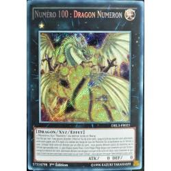 carte YU-GI-OH DRL3-FR021 Numéro 100: Dragon Numeron NEUF FR