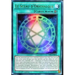 carte YU-GI-OH DRL3-FR070 Le Sceau d'Orichalque NEUF FR