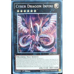 carte YU-GI-OH MP16-FR237 Cyber Dragon Infini NEUF FR