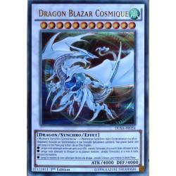 carte YU-GI-OH DUSA-FR034 Dragon Blazar Cosmique NEUF FR