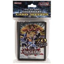 Yu-Gi-Oh! - Protèges Cartes Joey, Yugi Et Kaiba (par 70)