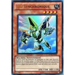 carte YU-GI-OH DP10-FR014 Bri Synchronique NEUF FR