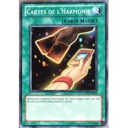 carte YU-GI-OH DP10-FR019 Cartes De L'harmonie NEUF FR