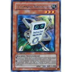 carte YU-GI-OH RGBT-FR014 Télécommande Morphtronique NEUF FR