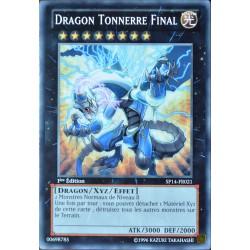 carte YU-GI-OH SP14-FR021 Dragon Tonnerre Final NEUF FR
