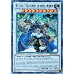 carte YU-GI-OH SP14-FR048-ST Thor, Seigneur Des Ases NEUF FR