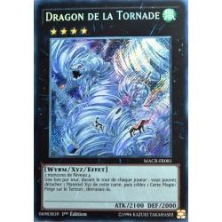 carte YU-GI-OH MACR-FR081 Dragon De La Tornade 1ED/1ST NEUF FR
