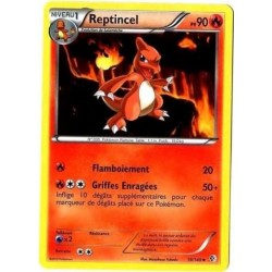 carte POKEMON Frontières Franchies - REPTINCEL - 19/149