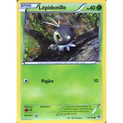 carte Pokémon 15/146 Lépidonille 40 PV XY NEUF FR