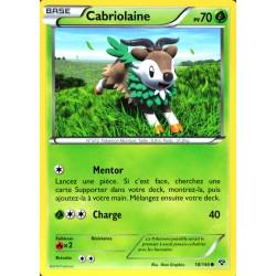 carte Pokémon 18/146 Cabriolaine 70 PV XY NEUF FR
