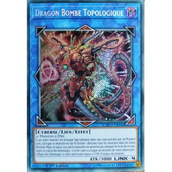 carte YU-GI-OH COTD-FR046 Dragon Bombe Topologique NEUF FR