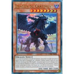 carte YU-GI-OH COTD-FR028 Dragon du Châtiment NEUF FR