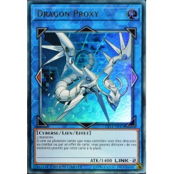 carte YU-GI-OH CT14-FR003 Dragon Proxy NEUF FR