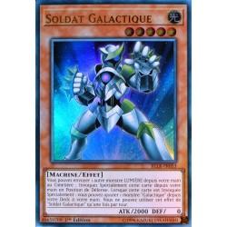 carte YU-GI-OH BLLR-FR053 Soldat Galactique NEUF FR