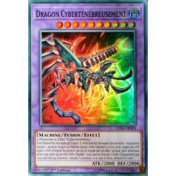 carte YU-GI-OH LEDU-FR024 Dragon Cyberténébreusement NEUF FR