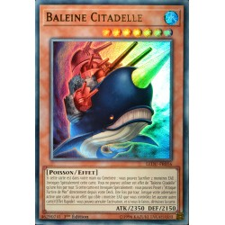 carte YU-GI-OH LEDU-FR016 Baleine Citadelle NEUF FR