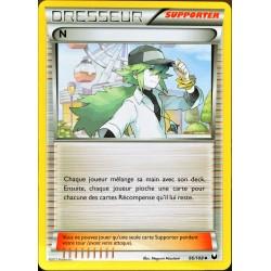 carte Pokémon 96/108 N Deck Combat Légendaire NEUF FR