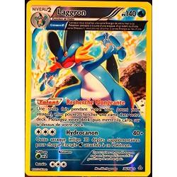 carte Pokémon 36/160 Laggron 140 PV REVERSE Série XY - Primo Choc NEUF FR