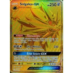 carte Pokémon 173/156 Solgaleo GX
