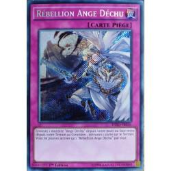 carte Yu-Gi-Oh DESO-FR036 Rébellion Ange Déchu