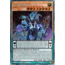 carte Yu-Gi-Oh EXFO-FR027 Maître Cerbère, Bête Mythique