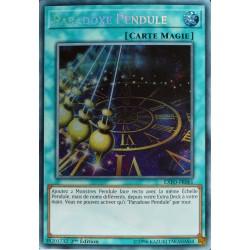 carte Yu-Gi-Oh EXFO-FR061 Paradoxe Pendule