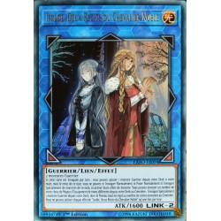 carte Yu-Gi-Oh EXFO-FR094 Isolde, Deux Récits du Chevalier Noble