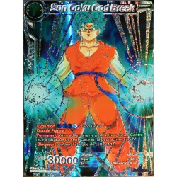 carte Dragon Ball Super BT1-031-SPR Son Goku God Break