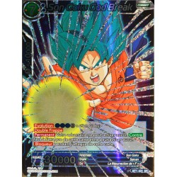 carte Dragon Ball Super BT1-031-SR Son Goku God Break
