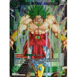 carte Dragon Ball Super BT1-073-SR Broly, la Peur rampante
