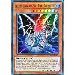 carte YU-GI-OH DPKB-FR023 Dragon Blanc Aux Yeux Bleus Corrompu NEUF FR
