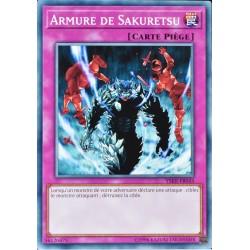 carte YU-GI-OH YSKR-FR043 Armure De Sakuretsu NEUF FR