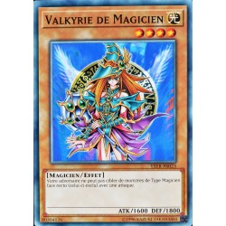carte YU-GI-OH YSYR-FR023 Valkyrie De Magicien NEUF FR