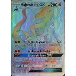 carte Pokémon 151/147 Malamandre GX SL3 - Soleil et Lune - Ombres Ardentes NEUF FR