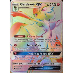 carte Pokémon 159/147 Gardevoir GX SL3 - Soleil et Lune - Ombres Ardentes NEUF FR