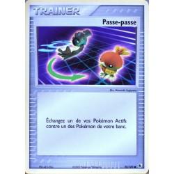 carte Pokémon 92/109 Passe-passe Dresseur EX Rubis & Saphir NEUF FR
