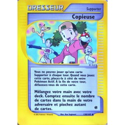 carte Pokémon 138/165 Copieuse Supporter Expédition NEUF FR