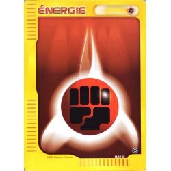 carte Pokémon 160/165 Energie Combat Expédition NEUF FR